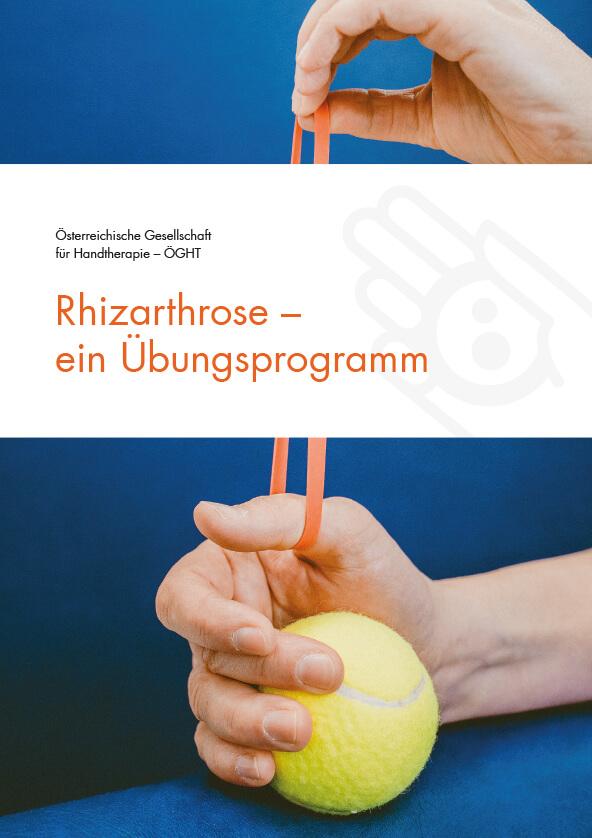Rhizarthrose – ein Übungsprogramm